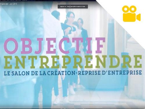 Objectif Entreprendre 2018