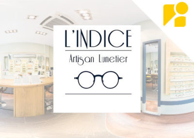 L'indice Artisan Lunetier