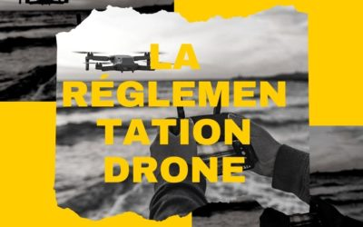 La réglementation drone