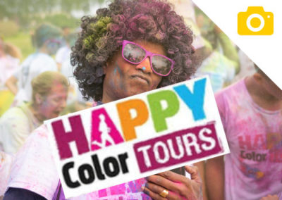 Happy Color Tours 2019