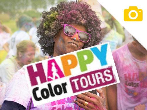 Happy Color Tours 2019