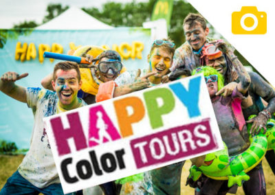 Happy Color Tours 2018