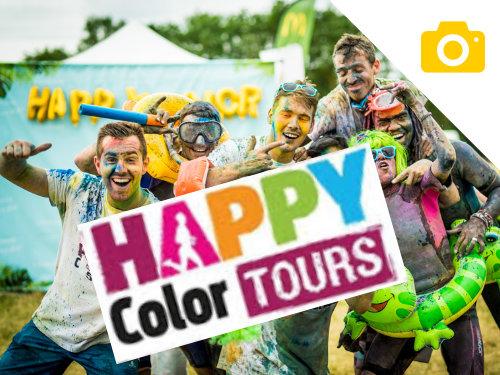 Happy Color Tours 2018